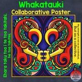 Te Reo Māori: Whakataukī Collaborative Poster