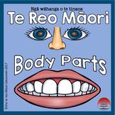 Te Reo Māori:Parts of the Body* Ngā Wāhanga o te Tinana*