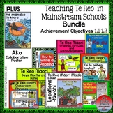Te Reo Maori in Mainstream Schools B U N D L E (Level 1 Ac