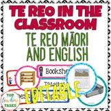 Te Reo in the Classroom Multi-purpose Te Reo and English C