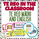 Te Reo in the Classroom Multi-purpose Te Reo and English C