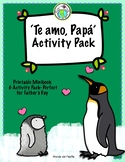 Te amo Papá Father's Day Theme Pack in Spanish