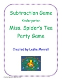 Tea Party Subtraction to 10