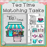 Tea Time Matching Tasks