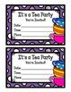 Tea Time Pack (Tea Shop & Tea Party Dramatic Play)