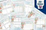 Tea Time Printable Business Planner