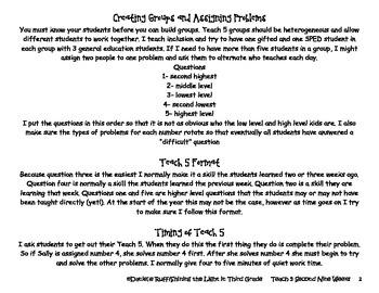 Teach 5 2nd Nine Weeks