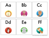 ABC Flash Cards - Upper and Lower Case