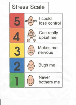 Stress Scale