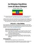 Teach Africa: FREE Teacher's Guide for Ethiopia