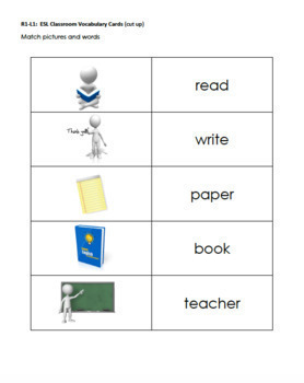 Teach Beginner ESL to Adults - FREE Lesson Plan with Worksheets and PowerPoint