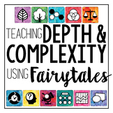 Depth and Complexity  Teaching Critical Thinking Using Fairytales
