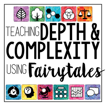 Depth and Complexity | Teaching Critical Thinking Using Fa
