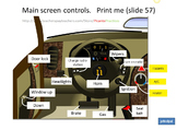Teach Directions, Navigation, plus Story Narration with this Car Simulator!