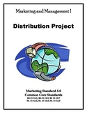 Teach Distribution in Marketing With International Common