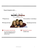 Teach English with You, me and Dupree
