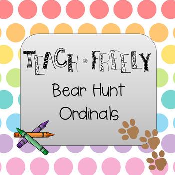 Teach Freely Color Bear Hunt