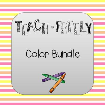 Teach Freely Color Bundle