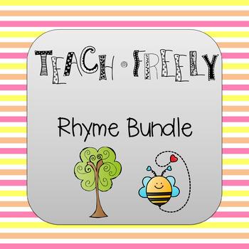 Teach Freely Rhyme Bundle