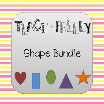 Teach Freely Shape Bundle