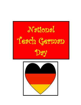 Teach German Day * Pac