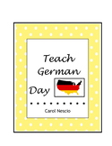 Teach German Day ~ Distance Learning