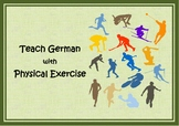 Teach German Verbs & Conjugation with Physical Exercise