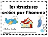 Introduction to -Structures: a story to introduce Man-Made Structures in French