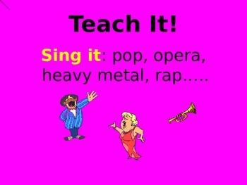 Teaching Resources. Teach It Random Selector for Peer Teaching.