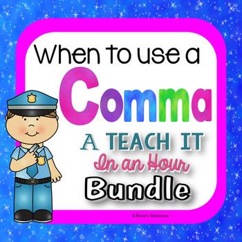 Teach It in an Hour Bundle