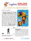 """Teach Kids About Africa -- """"Dance the Kwassa Kwassa"""" -- All Around This World"""