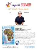 """Teach Kids About Africa -- Let's Sing """"Kikalama"""" -- All Around This World"""