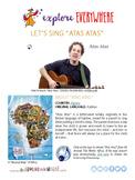 "Teach Kids About Algeria -- Let's Sing ""Atas Atas"" -- All Around This World"