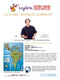 """Teach Kids About Cuba by Singing """"Ahora es Cuando es"""" -- A"""