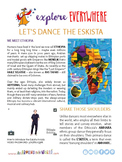 "Teach Kids About Ethiopia – ""Let's Dance the Eskista"" -- All Around This World"
