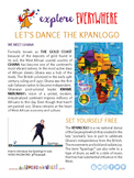 "Teach Kids About Ghana – ""Dance the Kpanlogo"" -- All Aroun"