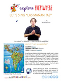 """Teach Kids About Mexico – Let's Sing """"Las Mañanitas"""" -- All Around This World"""