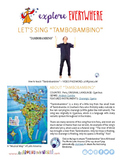 "Teach Kids About Peru -- Let's Sing ""Tambobambino"" -- All"