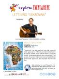 "Teach Kids About South Africa -- Let's Sing ""Senzenina"" -- All Around This World"