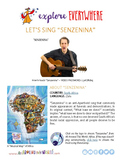 "Teach Kids About South Africa -- Let's Sing ""Senzenina"" --"