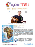 "Teach Kids About South Africa -- Let's Sing ""Tulo Tulo"" -- All Around This World"