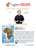 """Teach Kids About South Africa by Singing """"He Motsoala"""" -- All Around This World"""