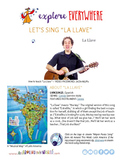"Teach Kids About South America -- Let's Sing ""La Llave"" --"