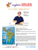 "Teach Kids About South America -- Let's Sing ""Wan Boto"" --"