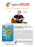 "Teach Kids About South America -- ""Un Barco Chiquitito"" --"