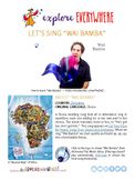 "Teach Kids About Zimbabwe -- Let's Sing ""Wai Bamba"" -- All Around This World"