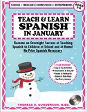 Teach & Learn Spanish™ in January