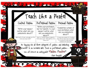 Teach Like a Pirate---Passion