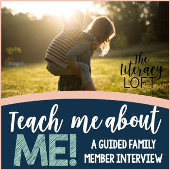 Teach Me About ME!- A Guided Family Member Interview