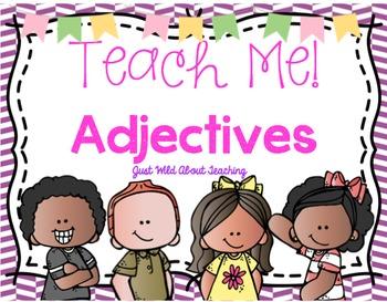 Teach Me - Adjectives